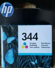 New Hp 344 color Sealed Oem Inkjet, exp. 9/2020 Cartridge C9363Ee Tri-colour