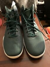 Mens Green Nike Hyperdunk high top basketball sneakers shoes Size 20 new w/o box