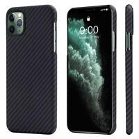 Magnetic Original Aramid Carbon Fiber Case Ultra Slim Cover f iPhone 11 Pro Max