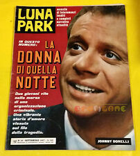 LUNA PARK 1967 n. 16 - Johnny Dorelli - Fotoromanzo Completo