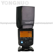 Yongnuo TTL YN-568EX III Flash Unit Speedlite for Canon 1D 5DIII 5DII 5D 6D 7DII