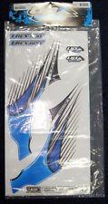 Align T-Rex 600 Blue Velocity Graphics Kit - Upgrade RC #UPG7042