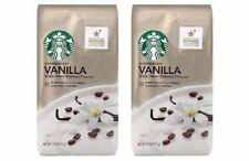 Starbucks Vanilla Ground Coffee 2 Bag Pack