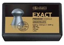 JSB Exact Premium Hand Selected .177 (4.5mm) Air Gun Pellets HFT / FT grade.