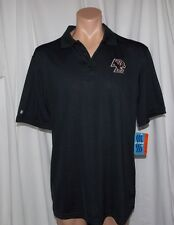 New BOSTON GOLDEN EAGLES NCAA Unisex Large HOLLOWAY SIGNATURE STYLE 2423 POLO