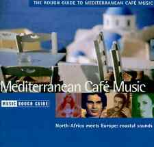 "Rough Guide ""MEDITERRANEAN CAFE MUSIC"" (CD 2004) 16-Tracks ***GREAT SHAPE***"