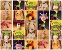 Jellycat Jelly Kitten Little Jellycat -  Multi Listing - Build Your Own Bundle