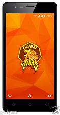 Intex Aqua Lions 4G   Black+Grey   5 Inch   Android 6.0   RAM 1GB   ROM 8 GB  
