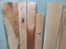 AD Figured Cherry Furniture Shelf Desk Picnic Table Top Resaw Craft Items Lumber