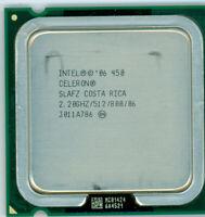 Intel Celeron 450 Prozessor mit 2,2 GHz 512 KB Cache Sockel 775 SLAFZ CPU