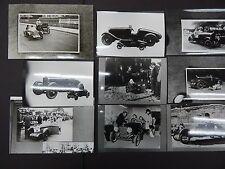 Fifteen Photo Reprints, Miniature Cars, Children