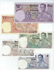 UNC 1978 THAILAND BANKNOTES 12TH SERIAL  100 BAHT RARE CIRCULATED BANKNOTES