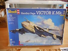 Modelkit Revell Handley Page Victor MK2 on 1:72 in Box
