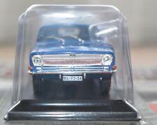 De Agostini GAZ Wolga / Volga 2402 - Blau / Blue - Neu / New - 1:43