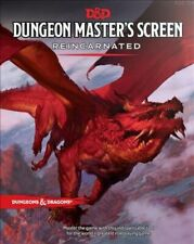 Dungeon Master's Screen Reincarnated by Wizards RPG Team 9780786966196