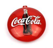 COCA-COLA COKE EE.UU. Redonda Plástico Box Estuche Caja - Botellas LOGO