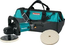 "Makita 9237CX2 7"" Premium Variable Electric Polisher and Sander Kit"