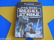 STAR WARS REBEL STRIKE - GAMECUBE - Wii Compatible