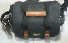 "Canon camera bag 11""x7""x6"", adjustable insides,side & front pockets, Exc+"