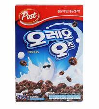 <Breakfast Cereal> New Post   Oreo O's 250g Dongseo Korean Food