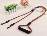 Dual Dog Leash for Dog Double Headed
