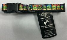 New listing Buckle-Down Ninja Turtles Pet Collar 7-13 inches New Bj
