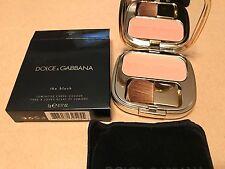 "Dolce & Gabbana The Blush ""25 Caramel"" Luminous Cheek Colour New In Box"