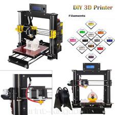 2017 3D printer Upgraded Quality High Precision Reprap Prusa i3 DIY Printer USA