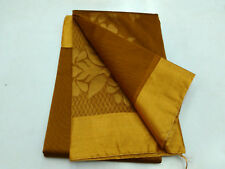 Golden Tissue Silk Saree Grand Pallu Jari Soft Silk Border Saree HandLoom Saree