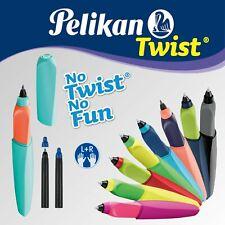 Pelikan Tintenroller Twist R457 Tintenschreiber Patronroller