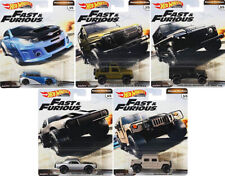 Fast & Furious Off-Road Set Premium 5 Modellautos 1:64 Hot Wheels GBW75