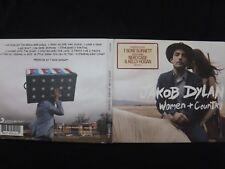CD JAKOB DYLAN / WOMEN + COUNTRY /