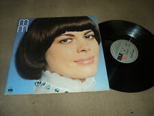 "@ MIREILLE MATHIEU 33 TOURS LP 12"" GERMANY MM ** POSTER**"