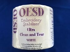 """Ultra Clean and Tear Stabilizer 4.25"""" x 45yds (Hbt17-7)"""