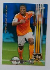 2013 Topps MLS Blue Parallel Jermaine Taylor #27/50