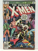 Uncanny X-Men #132, FN+ 6.5, 1st Appearance Sage