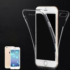 BUY 1 GET 1 FREEIPhone 7,7+,6,6S+,6+Shockproof 360°Silicone UltraThin Clear Case