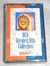 RCA Greatest Hits Collection Audio Cassette Neil Sedaka Gladys Knight Everly