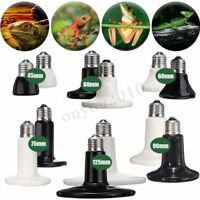 25-300W Infrared Ceramic Emitter Heat Light Lamp Bulb For Reptile Pets    W