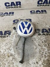 2004 VOLKSWAGEN BEETLE BOOTLID BADGE AND HANDLE 1C082797