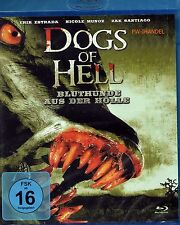 Dogs of Hell - Bluthunde aus der Hölle ( Horror-Action BLU-RAY ) - Erik Estrada