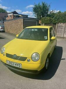Volkswagen lupo 1.4 S