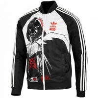 New Adidas Original Darth Vader Snoop dogg Star Wars Track Jacket Hoodie P99576