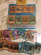 YU-GI-OH COLLECTION YUGIOH CARDS LOT 50+ Cards SECRET HOLO RARE FREE SHIPPING