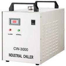 S&a CW-3000AF thermolyse industrielle Groupe d'eau pour 0.8 kW/1.5 kW Broche 220 V
