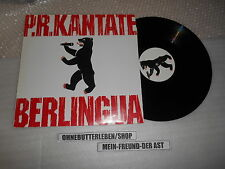 "LP Hiphop P.R.Kantate -Berlingua 12"" (7 Song) ROYAL BUNKER"