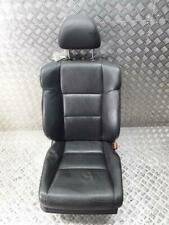 Honda Accord MK8 2008 On Black Leather Front Seat RH Driver Side O/S+WARRANTY