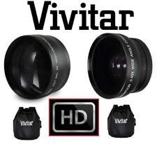 Objectifs téléobjectifs Vivitar pour appareil photo et caméscope
