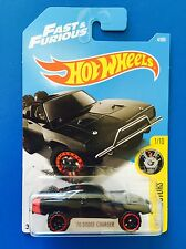 NEW RELEASE 2017 Hot Wheels FAST AND FURIOUS 1970 DODGE CHARGER R/T OFF ROAD