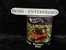 Hot Wheels HW 100% DODGE SUPER BEE HEMI OIL CAN limited edition 2003 can-1